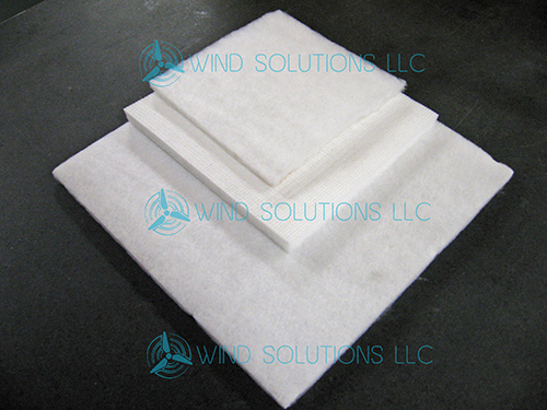 WS30047 - Electrical Cabinet Air Filter 11.4 x 11.4 cm Image