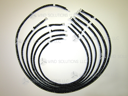 WS20009 - 6-Pin Six Cable Harness Kit, Includes WS20009A-F Image