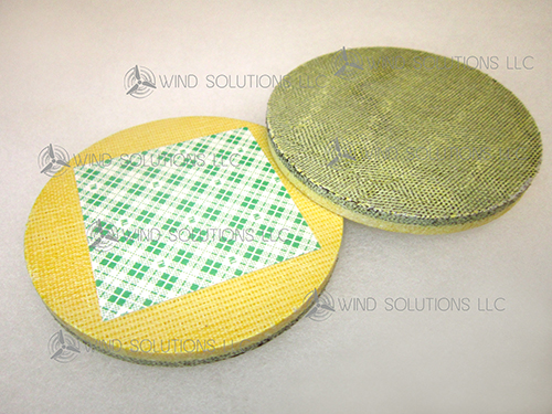 WS30006A - Yaw Polyester Friction Pad Image