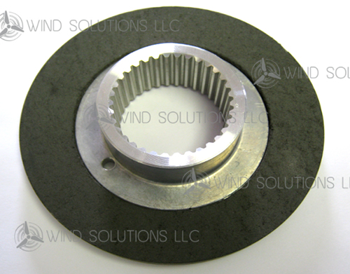 WS30037A - Yaw Drive Brake Disc Fits 45 mm shaft with 34 splines Image