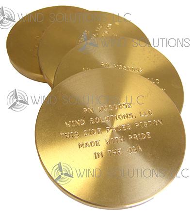 WS30052 - Sintered Bronze Yaw Pad Image