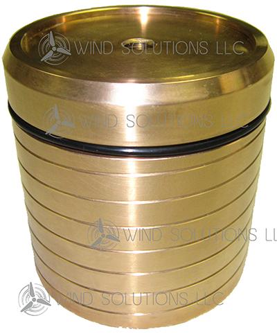 WS30055 - Bronze Yaw Piston For GE WTG Image