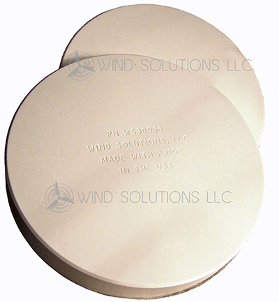 WS30066 - Passive yaw pad for Gamesa Yaw Claw Image