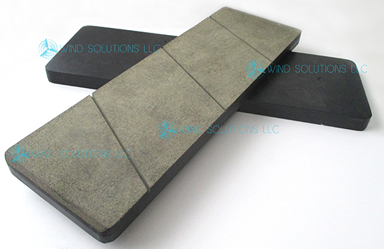 WS30074 - OEM Organic Material for Clipper Yaw Brake Image