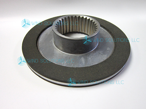 WS40061A - Rotor for Lenze Size 12 Electromagnetic Brake Systems Image