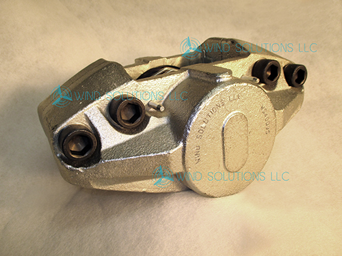WS40095 - Replacement for Brembo Calipers: Side mounted hydraulic lines - 2 ports Image