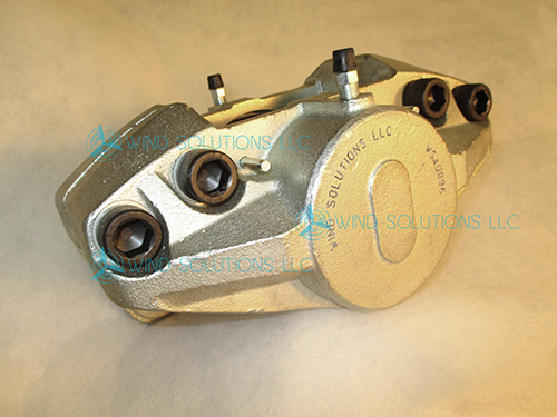 WS40096 - Replacement for Brembo Caliper: Top or side mounted hydraulic lines Image