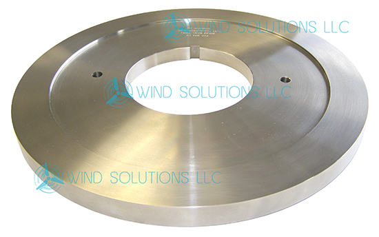 WS50035 - Replacement for Type 3 Ground Ring for Winergy Generator Image