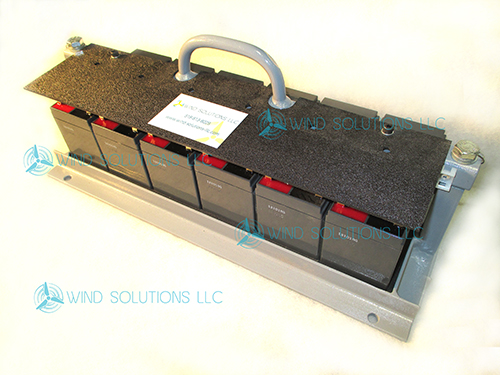 WS70023P002 - SSB Pitch System 72 Volt Battery Pack Image