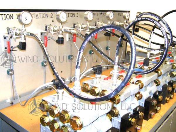 Application Testing Hydraulic
