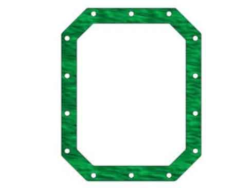 WS40085: Gearbox Inspection Cover Gaskets Used on Hansen Gearboxes