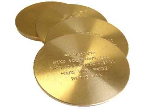 Sintered Bronze Yaw Pad