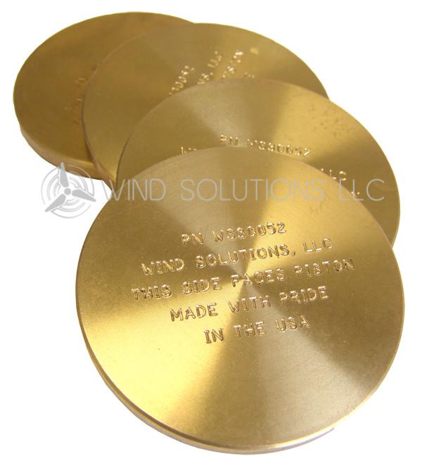 Sintered Bronze Pad
